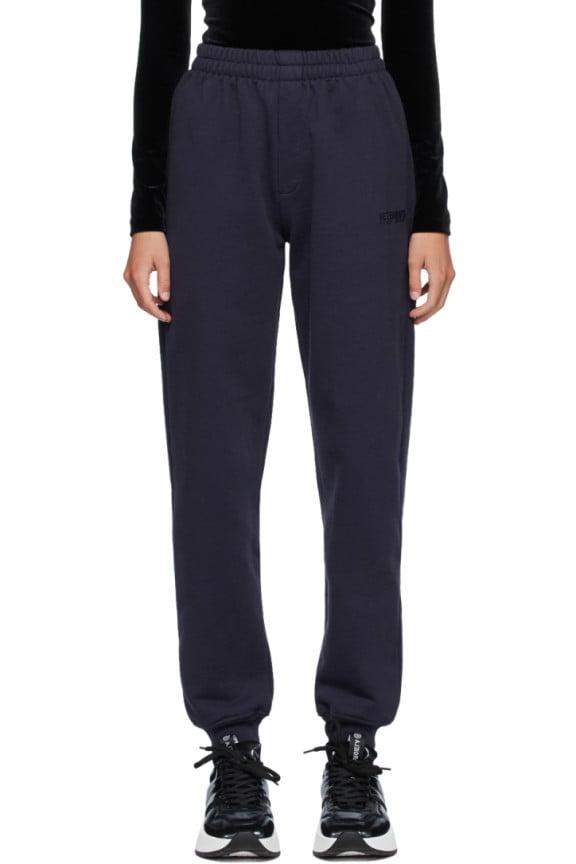 Vetements Black Basic Lounge Pants