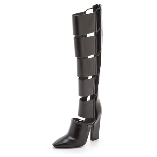 OK... so these are a little 'aspirational', but perfect for when I want to get my Rihanna on. — Ali, fashion editor Boots, approx $1,226, Alexander Wang at Shopbop