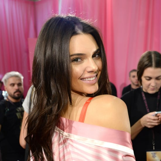 Kendall Jenner Victoria's Secret Show Diet