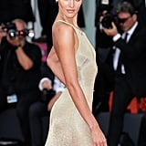 Candice Swanepoel at the Premiere For The Truth