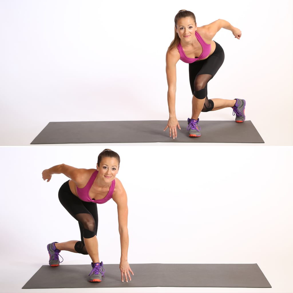 These Bodyweight Exercises For Your Legs and Booty Require Zero Equipment