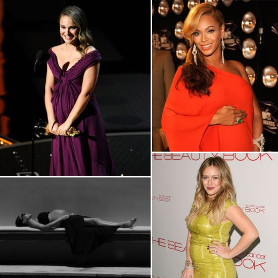 Look Back at the Many Pregnant Celebrities of 2011!