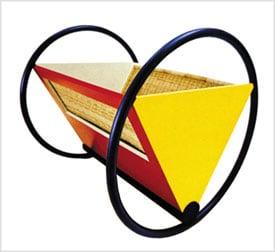 Peter Keler Bauhaus Cradle Poll