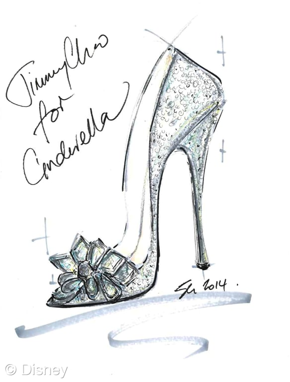The Sketch: Jimmy Choo