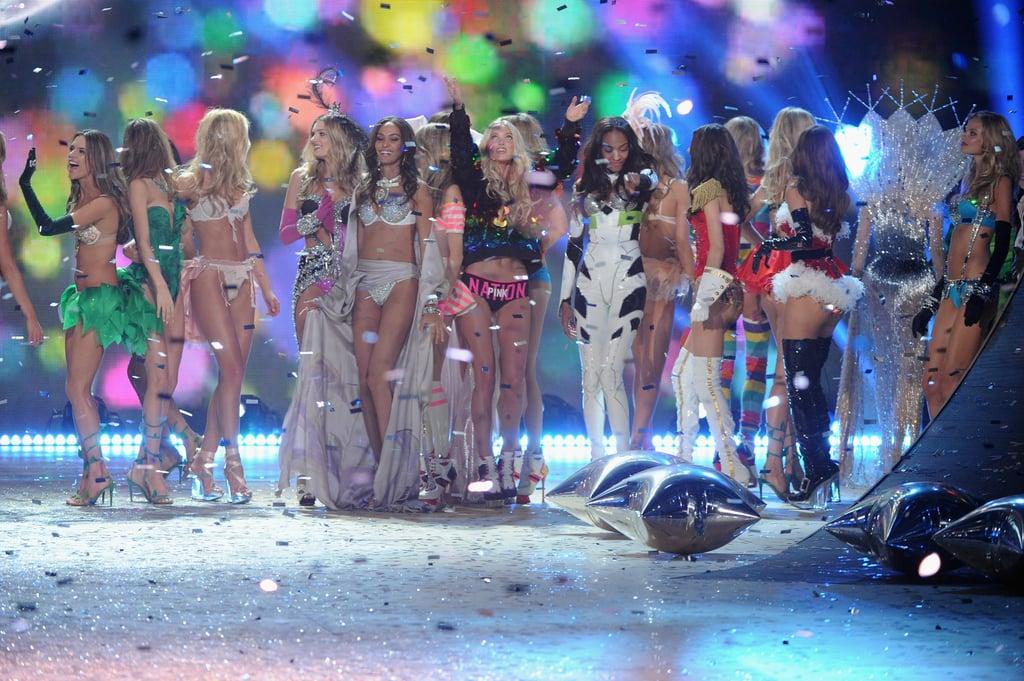 Victoria's Secret Fashion Show 2012