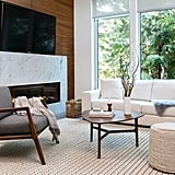 Article Sitka Quartz White Sofa