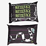 Beetlejuice Name & Sandworm Pillowcase Set