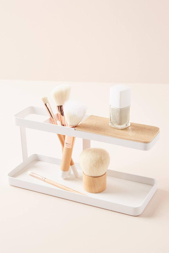 Streamlined Vanity Storage