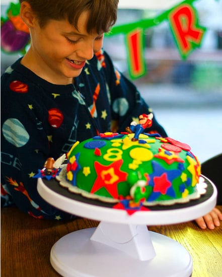 Eighth Birthday Party Cake Ideas and Inspiration