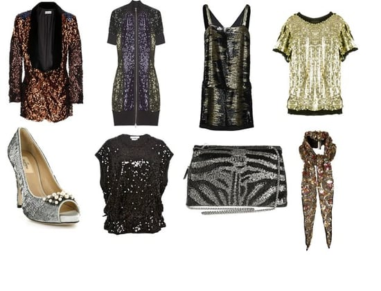 Shopping: Brilliant Sequins