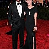 John Krasinski and Emily Blunt made a glamorous red carpet couple.