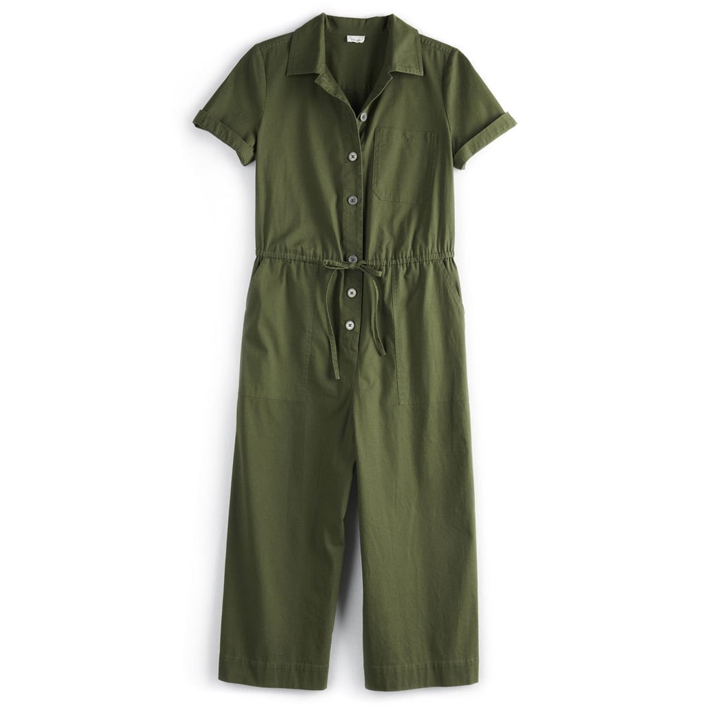 My Pick: POPSUGAR at Kohl's Women's Cropped Wide-Leg Jumpsuit