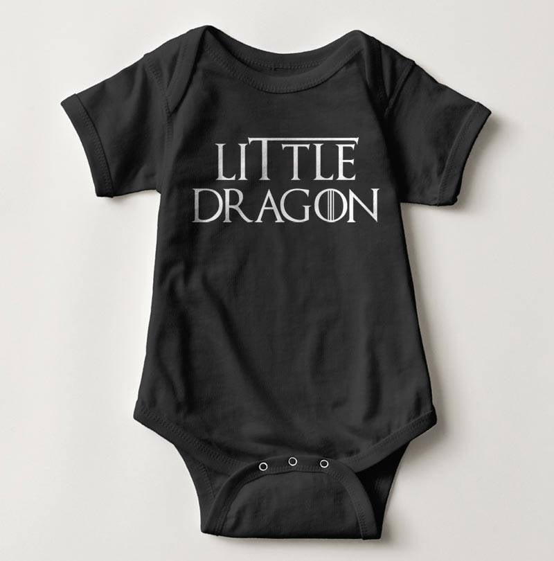 Little Dragon Onesie