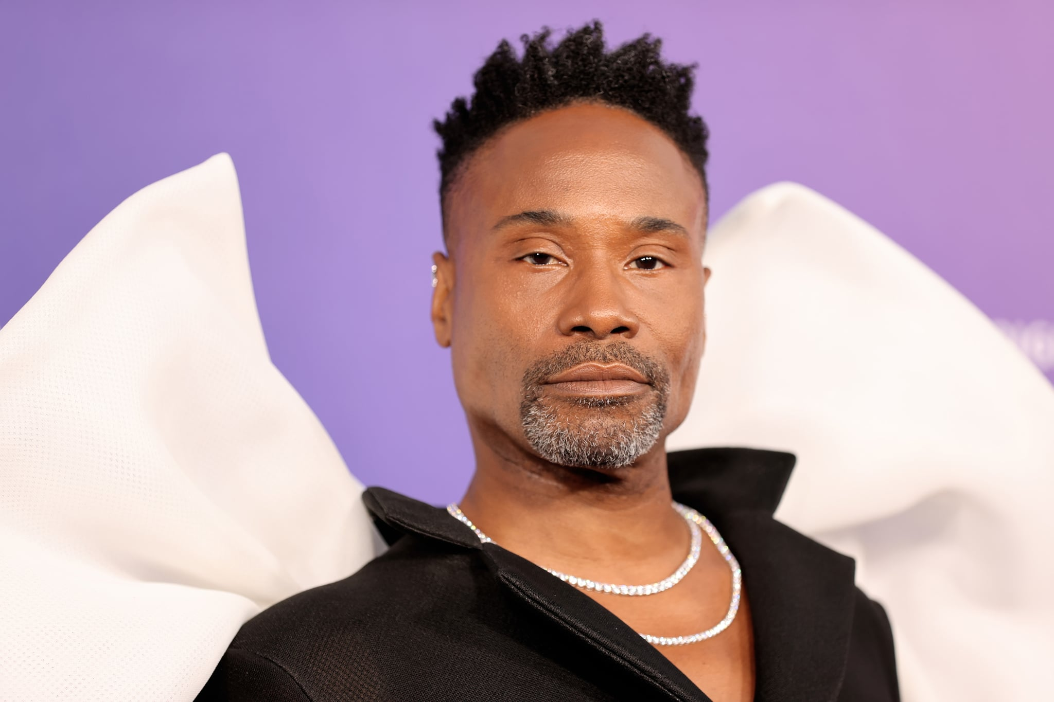 LOS ANGELES, CALIFORNIA - AUGUST 30: Billy Porter attends the Los Angeles Premiere of Amazon Studios'