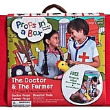 Props in a Box: the Farmer and the Doctor