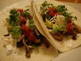 Grilled Vegetable Fajitas
