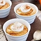 No Bake Pumpkin Cheesecake Mousse