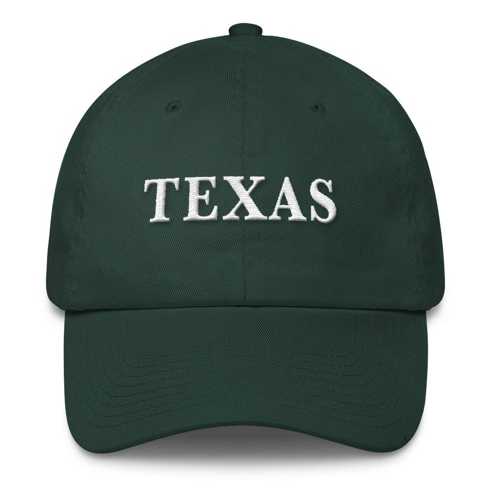 Etsy Texas Hat