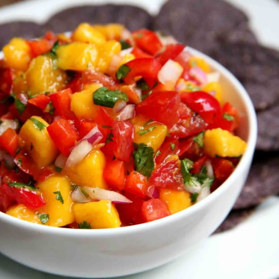 Summer Recipes: Mango Red Capsicum Salsa