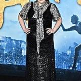 بيني فيلدشتاين خلال العرض العالمي الأول لفيلم Cats في نيويورك