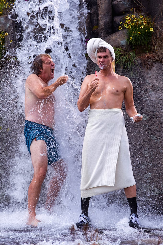 Dumb and Dumber To | Shirtless Movie Pictures 2014 | POPSUGAR