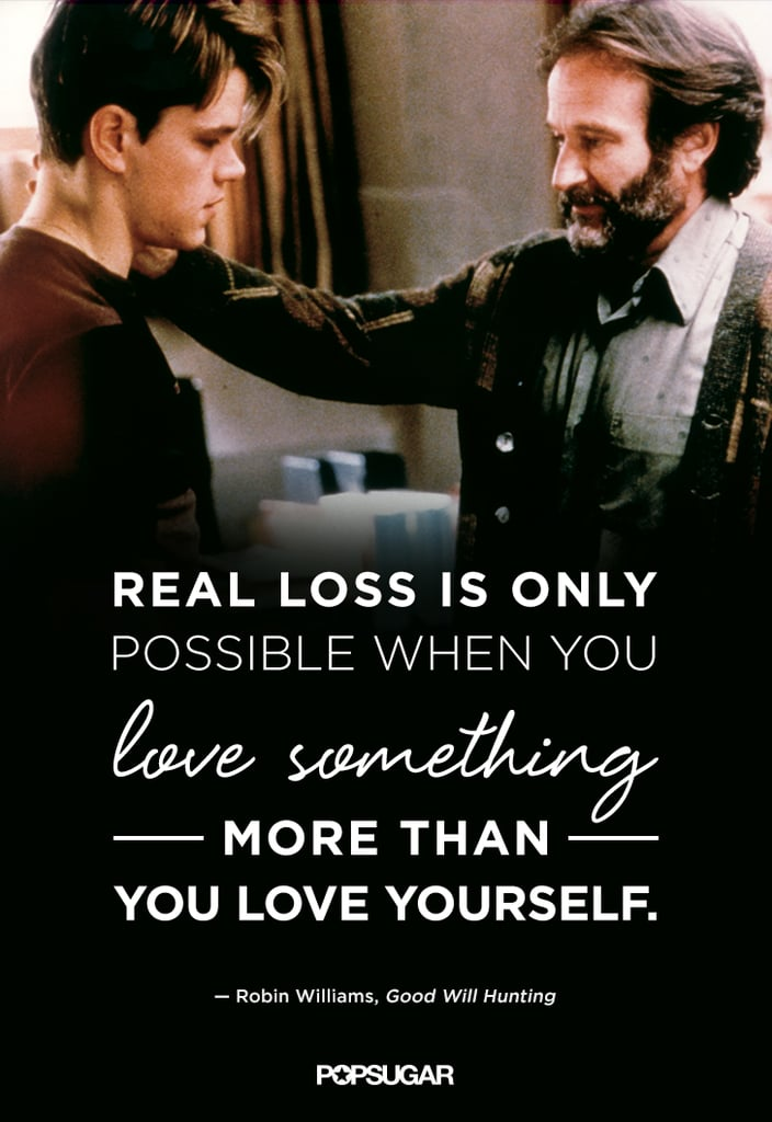 Good Will Hunting | Robin Williams\' Best Movie Quotes ...