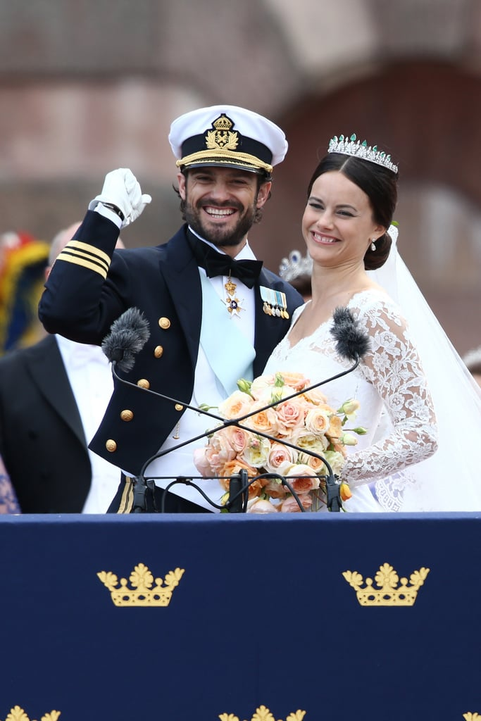 When Prince Carl Philip Couldn't Contain His Excitement