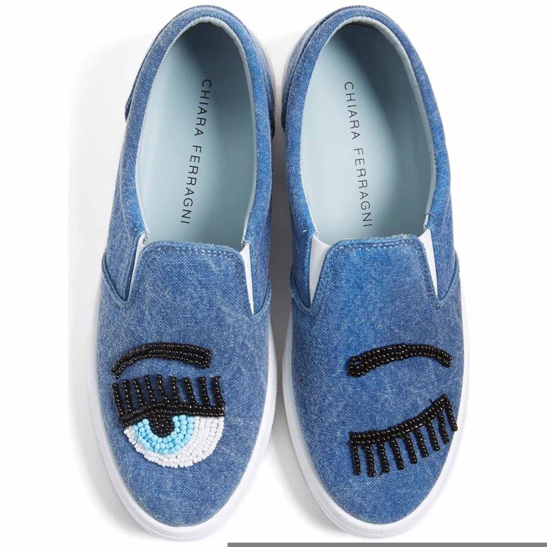8c537df0b84d2 Betsey Johnson Boom Sneakers | Wink Shoes | POPSUGAR Fashion Photo 2