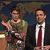 Stefon and Seth Leave For Their Summer Trip (Season 36, 2011)