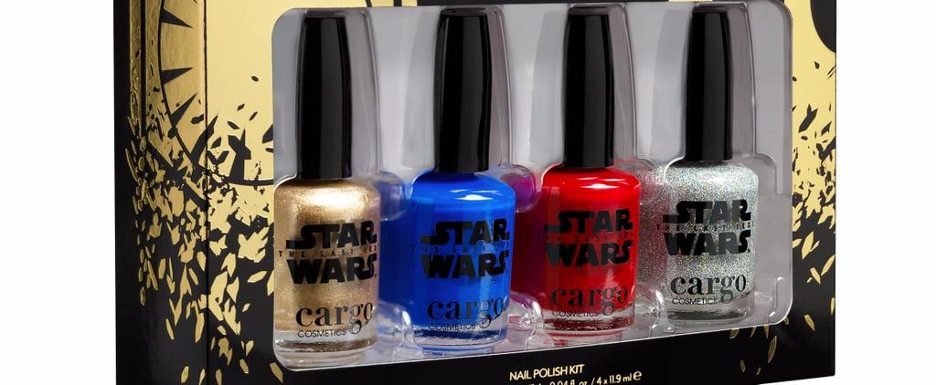 Cargo Launches Star Wars Nail Polish Kit