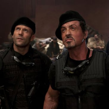 The Expendables 2 Wins the Box Office
