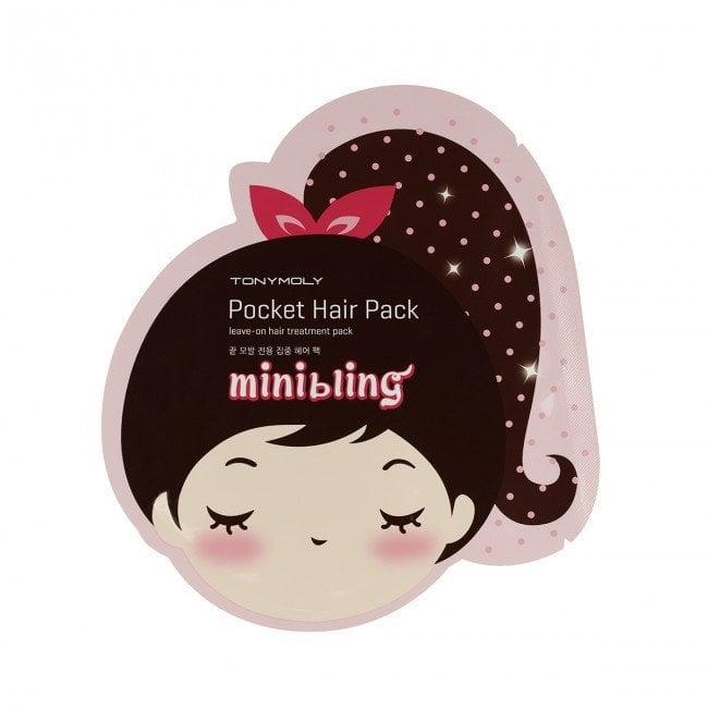 TonyMoly Minibling Pocket Hair Pack