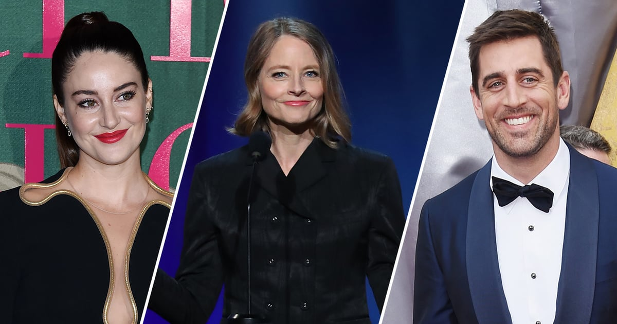 No, Jodie Foster Did Not Set Up Shailene Woodley and Aaron Rodgers.jpg