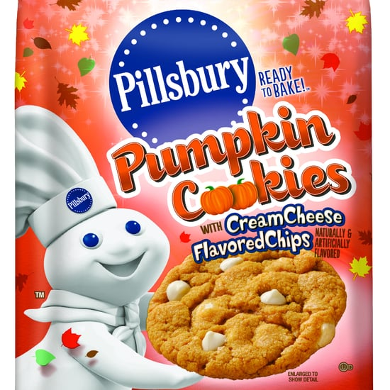 Pillsbury Pumpkin Cream Cheese Cookies
