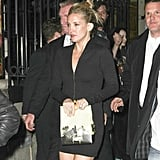 Kate Hudson attended an SNL afterparty in NYC.