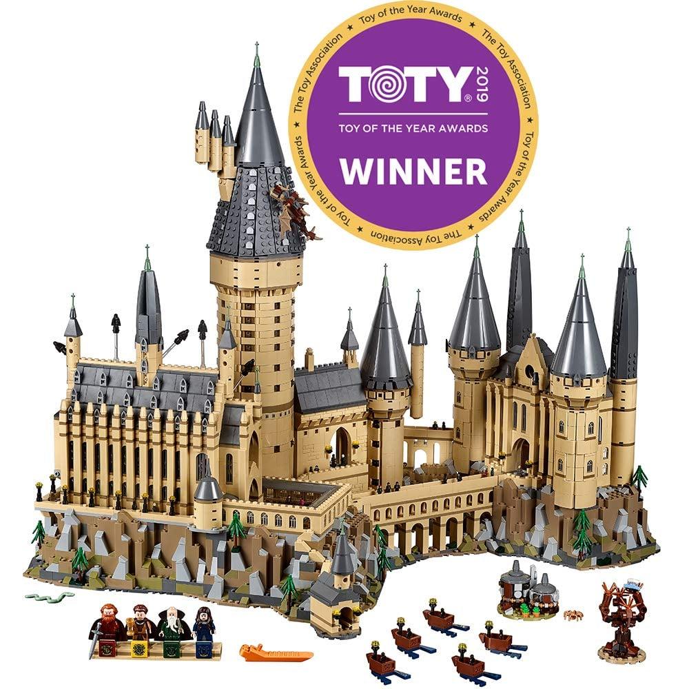 LEGO Harry Potter Hogwarts Castle Building Kit