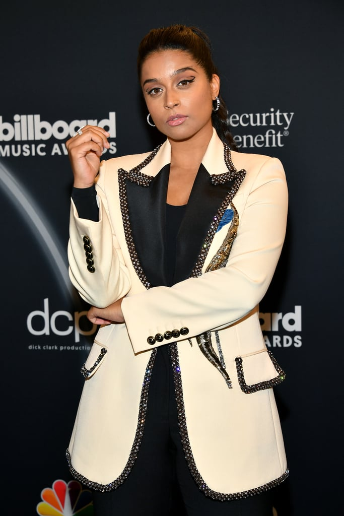 Lilly Singh at the 2020 Billboard Music Awards