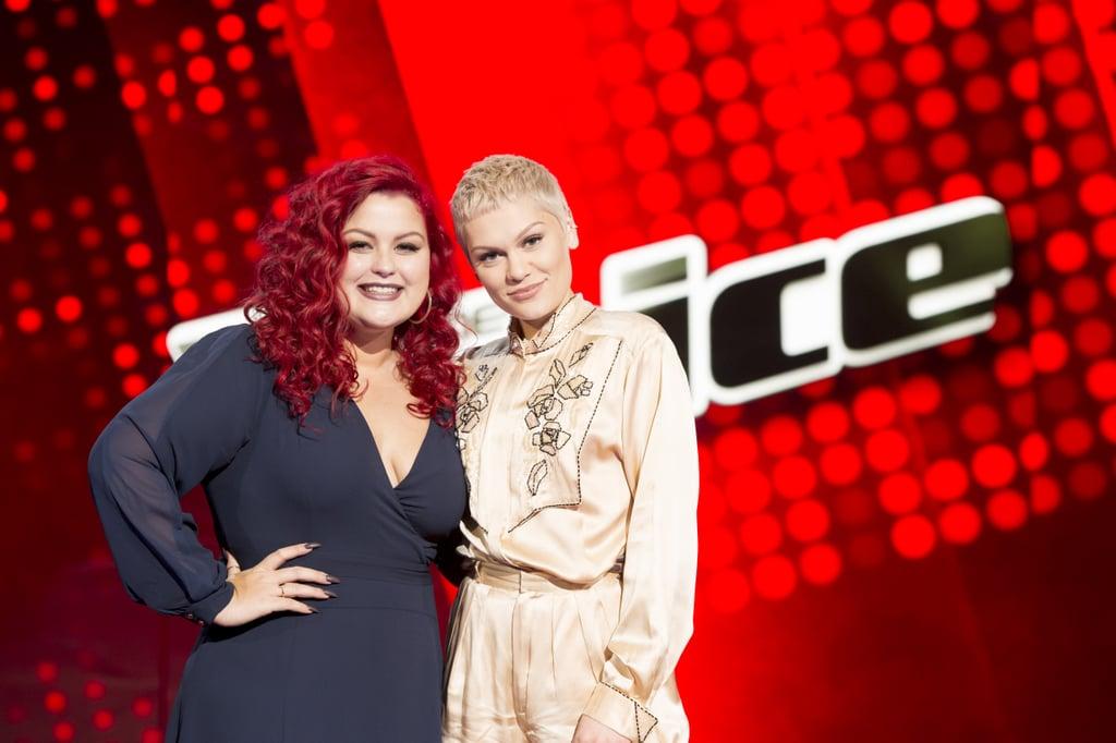 Ellen Reed Interview The Voice Australia 2016
