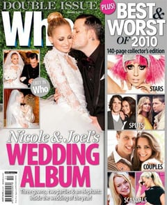 Nicole Richie and Joel Madden's Fairtytale Wedding Details!