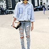 Reinvent Your Denim on Denim