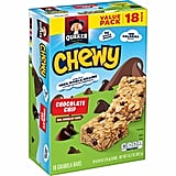 Quaker Chocolate Chip Chewy Granola Bars