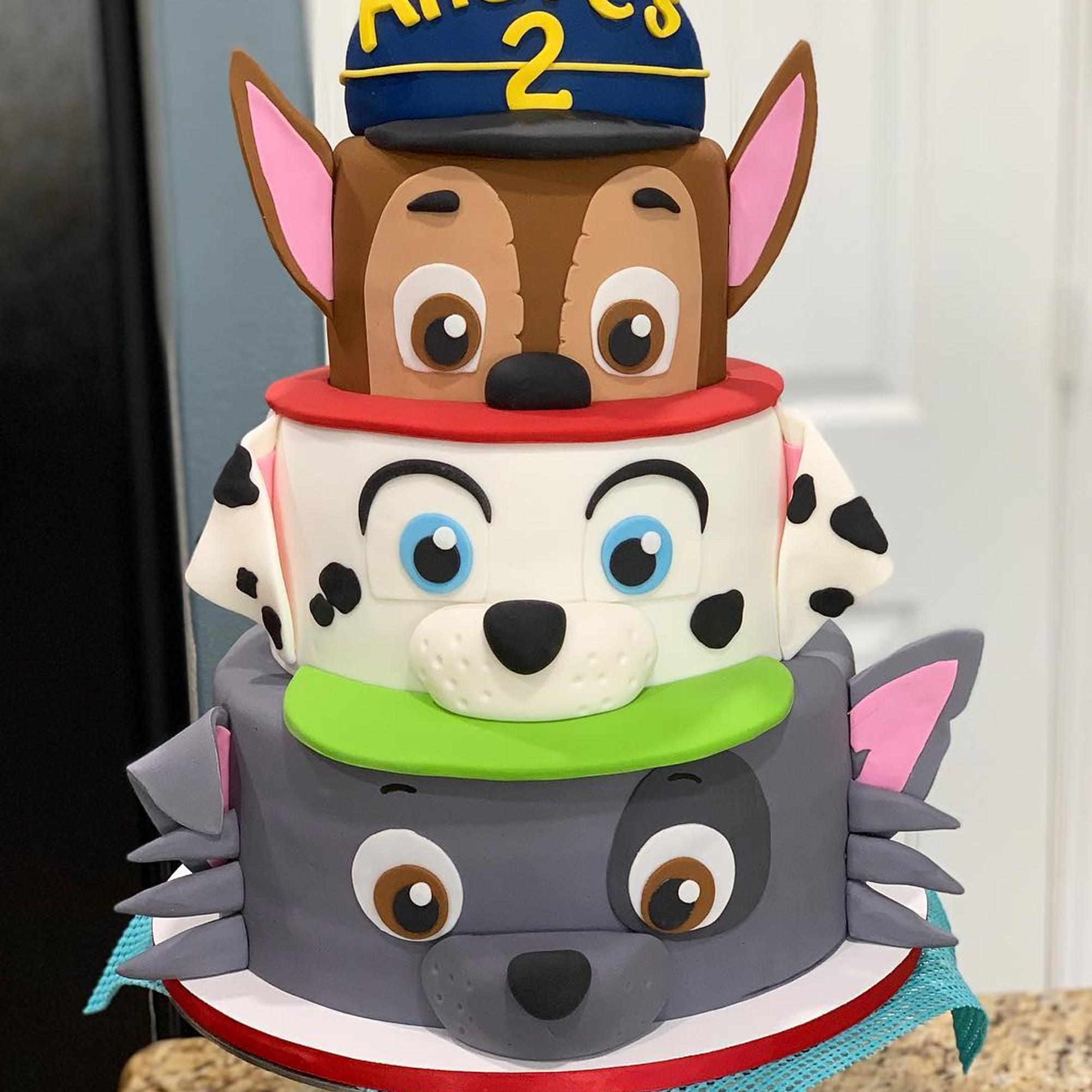 Paw Patrol Birthday Cake Ideas