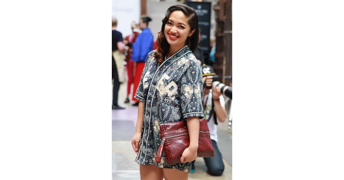 Australian Fashion Week Beauty Street Style 2014 Street