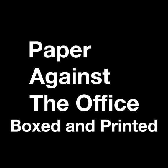 Paper Against The Office Expansion Pack