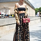 Street Style Haute Couture Fashion Week 2017