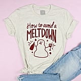 How to Avoid a Meltdown Adult Tee