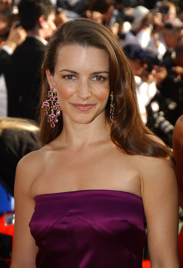 Kristin Davis In 2003 The Best Emmys Looks Of All Time