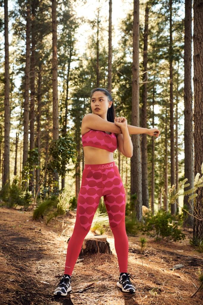 Adidas x Marimekko Colourful Activewear Collaboration