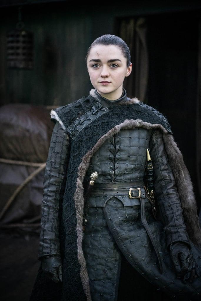 Arya Stark, West of Westeros