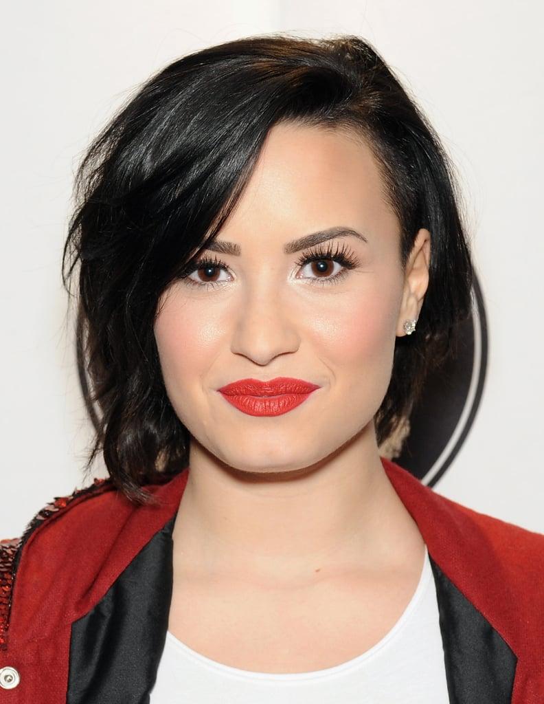 2014 | Demi Lovato's Eyebrows | POPSUGAR Latina Photo 16